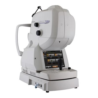 3次元眼底像撮影装置 DRI OCT Triton
